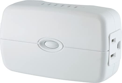 ge z wave wireless lighting control lamp module with dimmer control plug in dimmer switches amazoncom ge wave wireless lighting control
