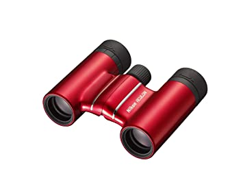 Nikon aculon t01 10x21 fernglas rot: amazon.de: kamera