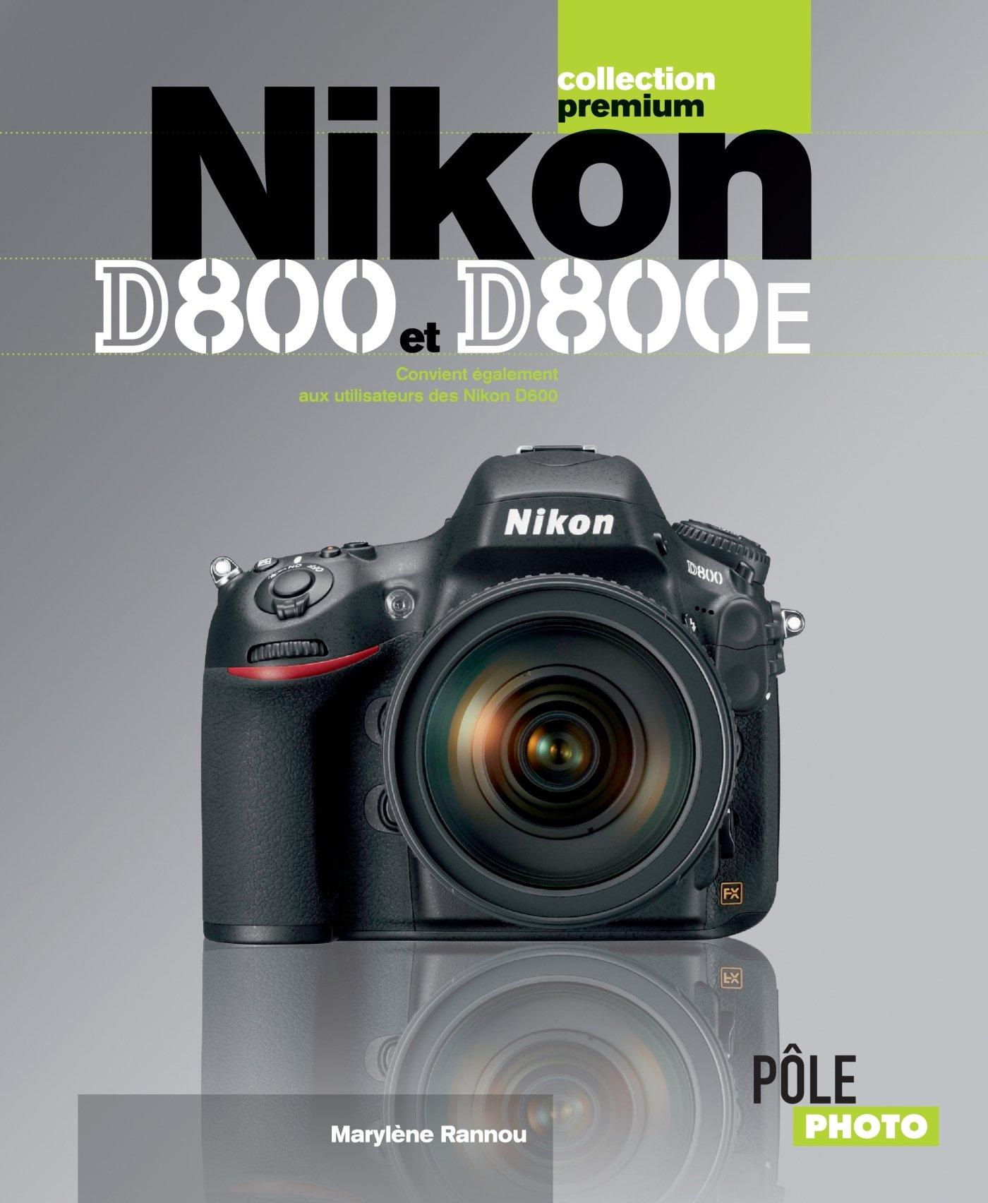 NIKON D800 NOTICE TÉLÉCHARGER