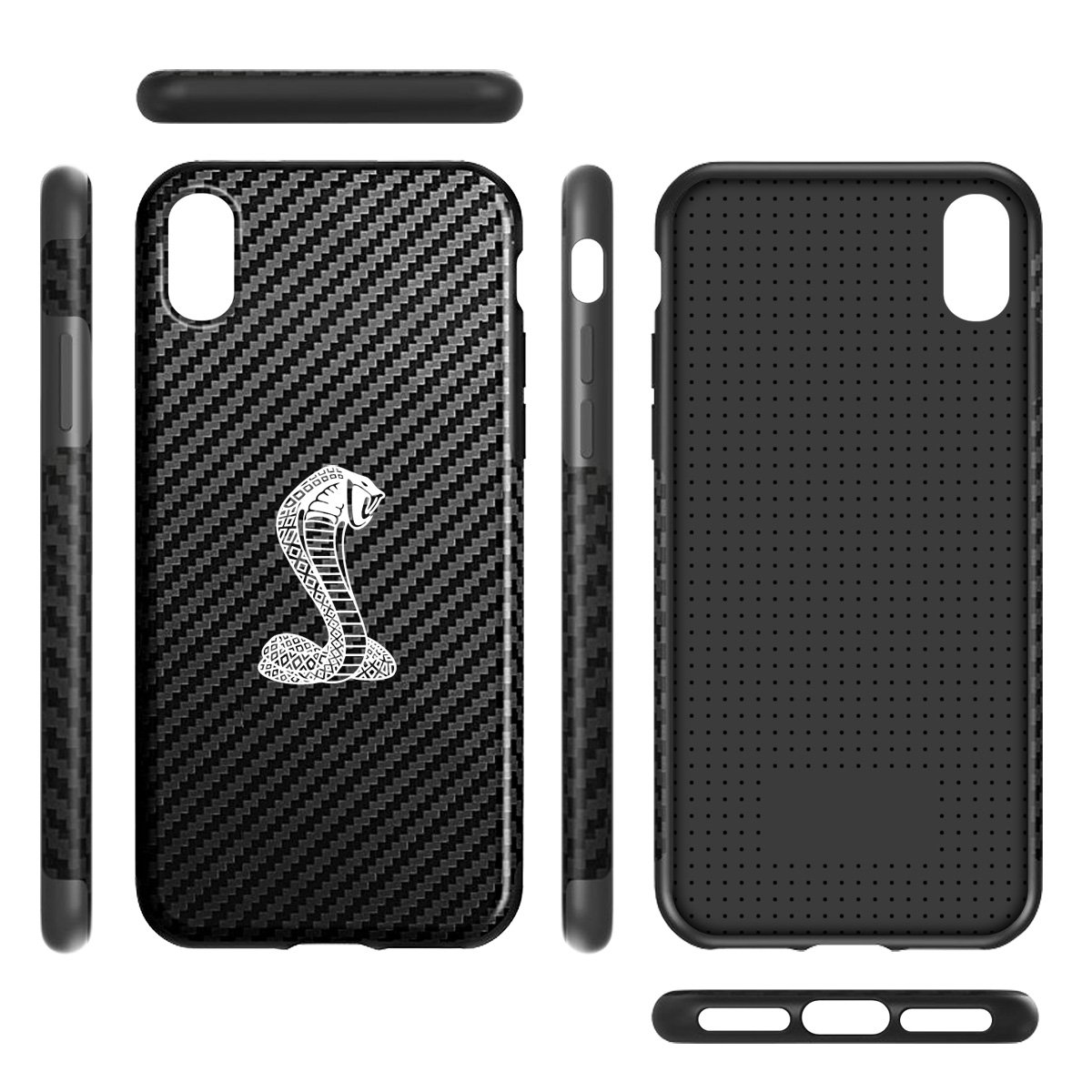 Iphone X Ford Mustang Case