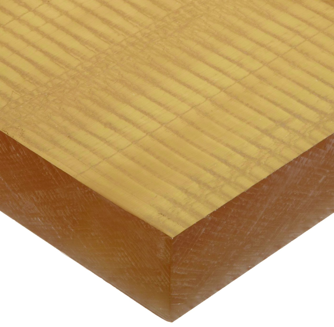 PSU ASTM D6394 3 Width Sheet 3 Length 1//2 Thickness 3 Width 3 Length Small Parts ZAM2966-B0013HQ5JE 1//2 Thickness Opaque Amber Standard Tolerance Polysulfone