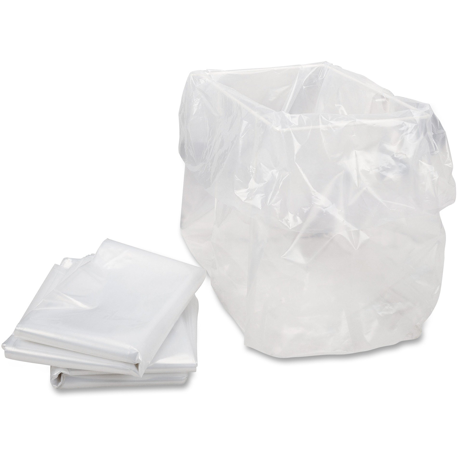 HSM of America 1310 Shredder Accessories - HSM Waste Collection Bags (For Use with 104/105/B22 Series) (100/Ctn)