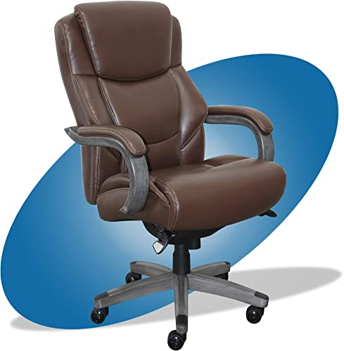 Delano Big & Tall Bonded Leather Office Chair
