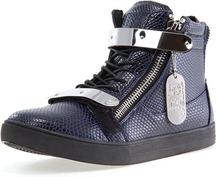 J75 Mens Rampage High Top Sneaker