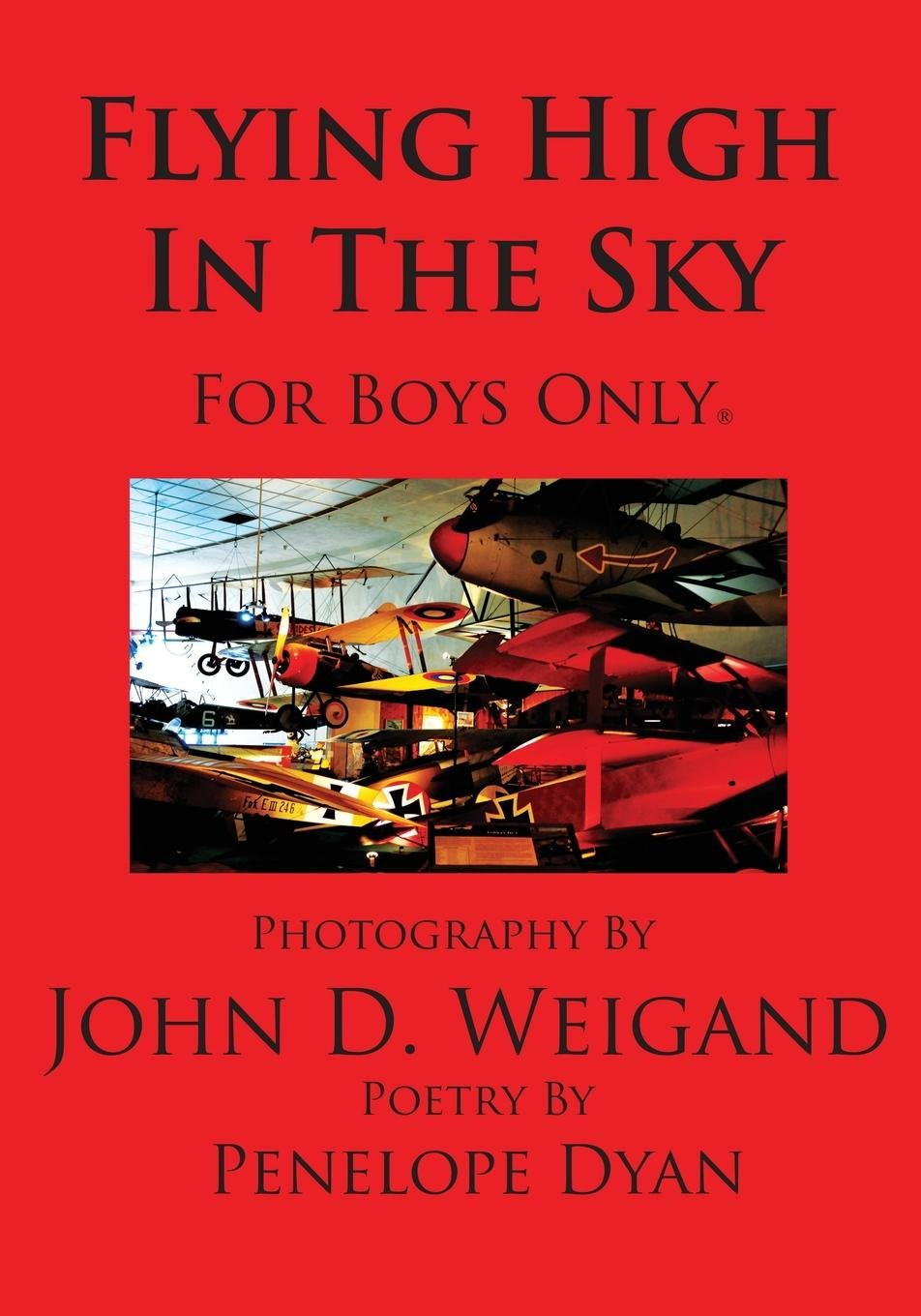 Flying High In The Sky---For Boys Only
