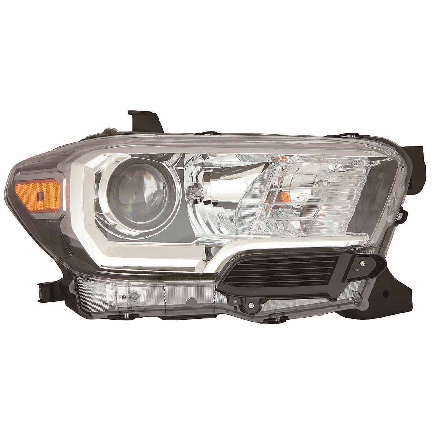 Multiple Manufacturers TO2503243N OE Replacement TOYOTA TACOMA/_PICKUP/_2WD Headlight Assembly Partslink Number TO2503243