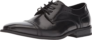 Unlisted by Kenneth Cole Mens Bryce Lace Up Oxford