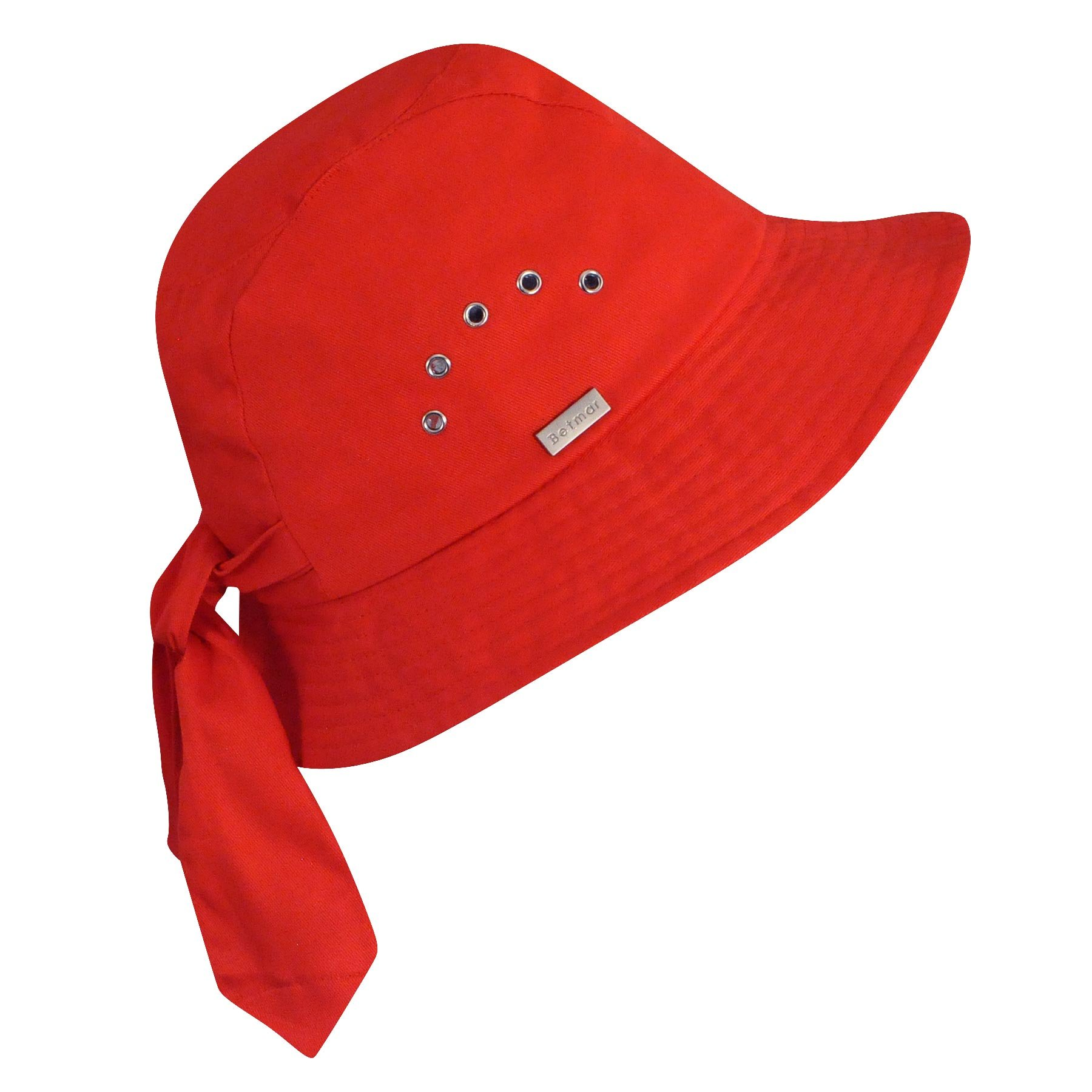 Betmar Women Knotted Cloche Poppy One Size Fits Most