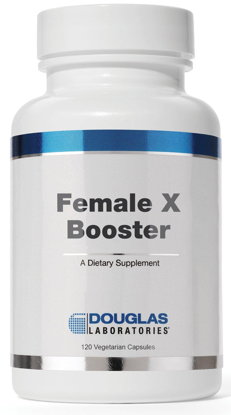 Douglas Laboratories® - Female X Booster - Adaptagens with L-Arginine and L-Citrulline to Support Libido - 120 Capsules