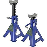 Michelin 92417/009557 Onderstelbokset, 2000 kg draagvermogen, blauw, 1 paar