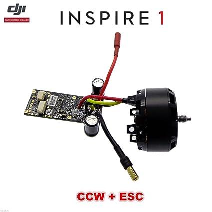 Amazon com: DJI Inspire 1 Drone WM610 Part 5 3510 350KV