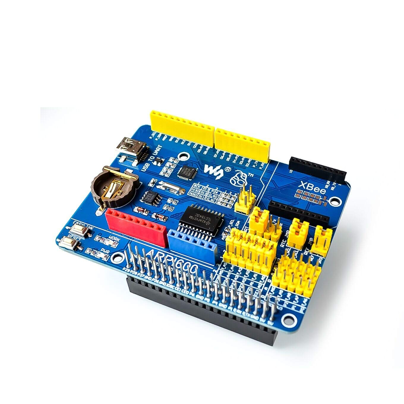 Raspberry Pi 3 A 2 Generation B-Type Expansion Board ARPI600 Supports XBEE GSM//GPRS//Motor Control Shield B