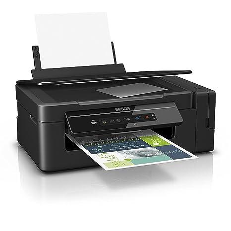 Epson EcoTank ET-2600 Inyección de Tinta 33 ppm 5760 x 1440 dpi A4 WiFi - Impresora multifunción (Inyección de Tinta, 5760 x 1440 dpi, 100 Hojas, A4, ...