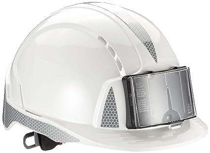 JSP ajb170-d00 – 100 Evolite, con CR2 y ID soporte para identificación de casco, color blanco: Amazon.es: Industria, empresas y ciencia