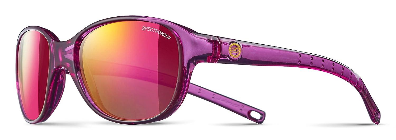 Julbo Romy Sonnenbrille Mädchen, rosa transparent matt