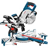 Bosch Professional GCM 8 SJL Corded 240 V Double Bevel Sliding Mitre Saw