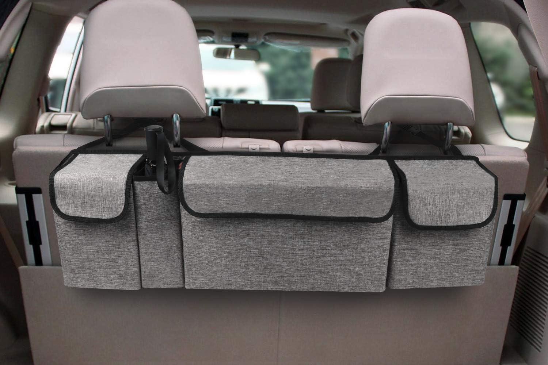 YOUDENOVA Car Backseat trunk