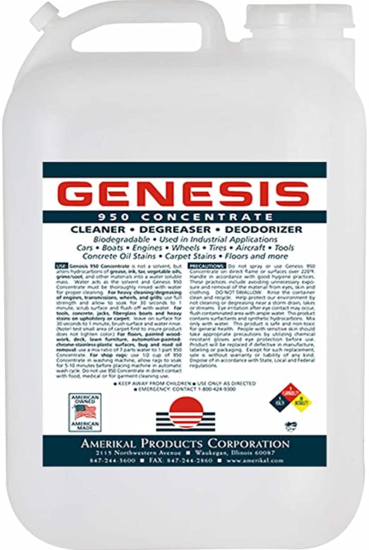 Genesis 950 Gallon Professional Concentrate
