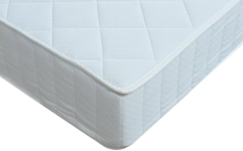 Memory COIL By VT European/IKEA Doble tamaño Bobina de Memoria colchón (Abierto Muelles) con Comodidad Regular - Espesor Total 24 cm: Amazon.es: Hogar