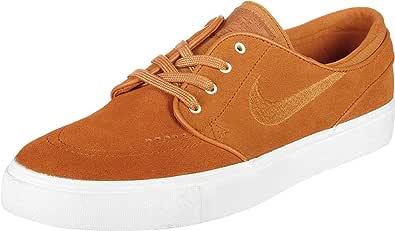 Centro squalo Emigrare  Amazon.com | Nike Zoom Stefan Janoski Mens Fashion-Sneakers 333824-887_7.5  - Cinder Orange/Cinder Orange-White | Skateboarding