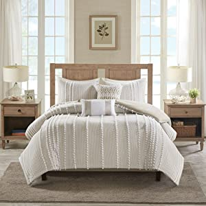 Harbor House Anslee Comforter Set, Taupe