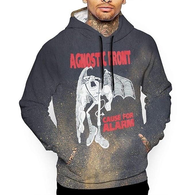 Amazon.com: Trisharosew - Sudadera con capucha para hombre ...