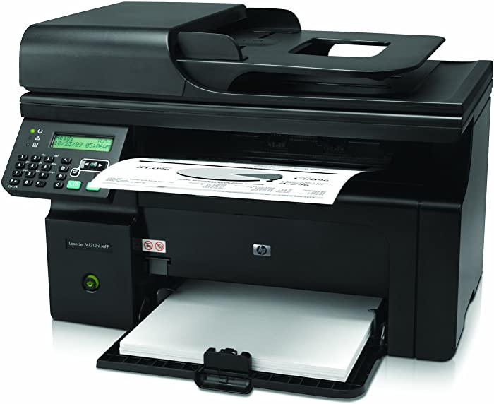HP LaserJet Pro M1212nf Printer (CE841A#BGJ),BLK