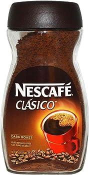 Nescafe Clasico 7-Oz Instant Coffee Jar