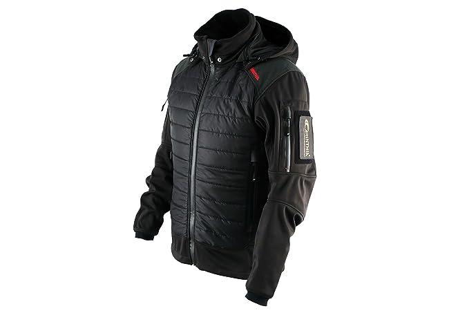 Jacket ISG Amazon G Nero it Softshell Giacca L CARINTHIA Loft BqSpv
