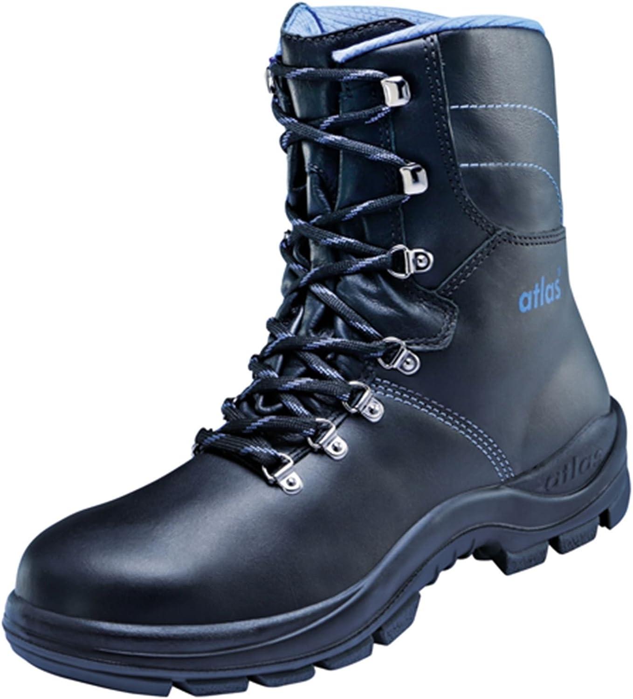 Atlas Botas de Seguridad Von Atlas - Bergen Obra Xp- Zapatos de Trabajo Clase : en Iso 20345:2004 S3, 41