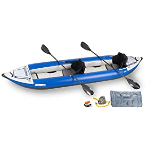 Sea Eagle 420x Explorer Inflatable Kayak Review