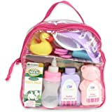 JC Toys Accessory Back Pack (20 Piece)