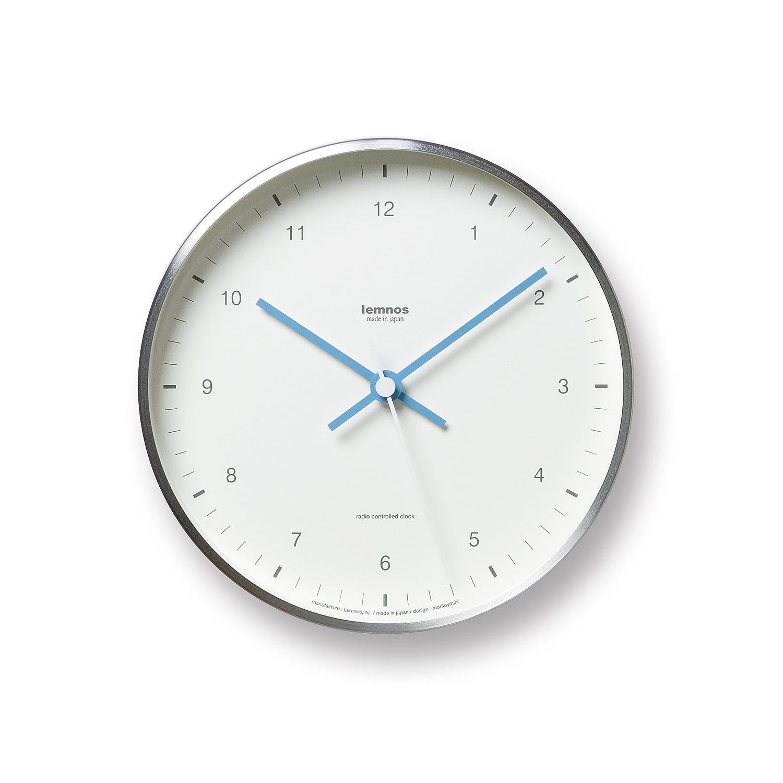 Lemnos MIZUIRO 電波時計 ホワイト LC07-06 WH B000YPTHVE ホワイト ホワイト