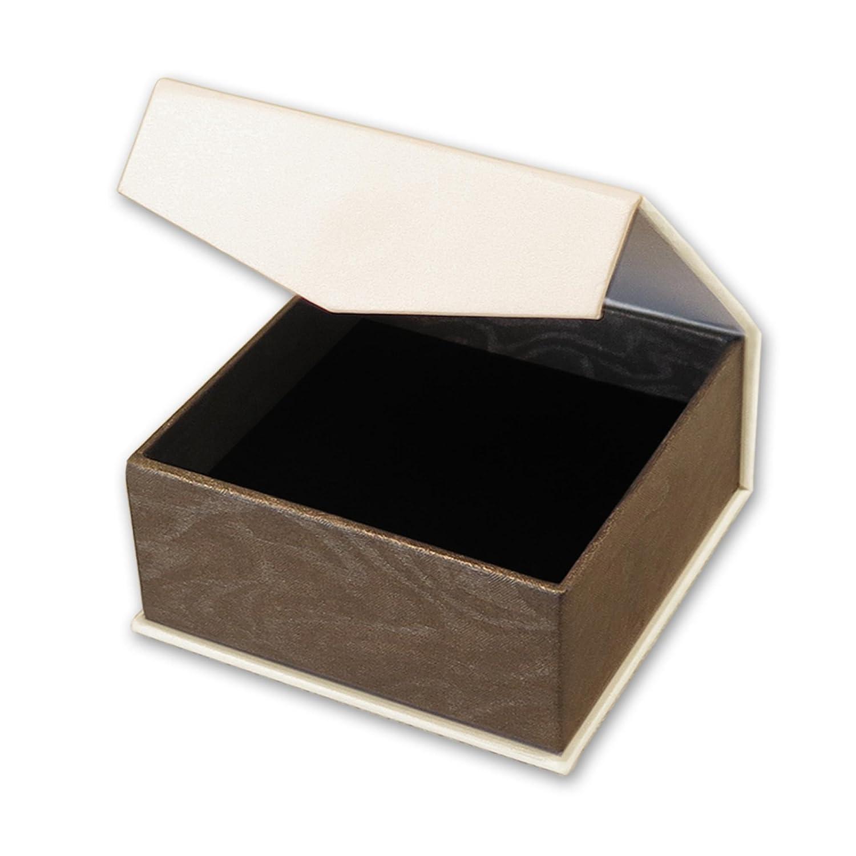 Clever Schmuck Set Silberner Anh/änger Mini Katze 10 x 13 mm wei/ß rosa schwarz lackiert gl/änzend und Kette Anker 40 cm STERLING SILBER 925 f/ür Kinder im Etui