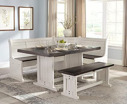 Shop 5-Piece Kitchen Nook Table and 4 Dining Chairs - Free ...