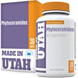 Phytoceramides Anti-Aging Plant-based Premium Skin Care Formula - Clinically Proven To Renew The Skin And Keep It Healthy, Youthful And Radiant 30 capsules