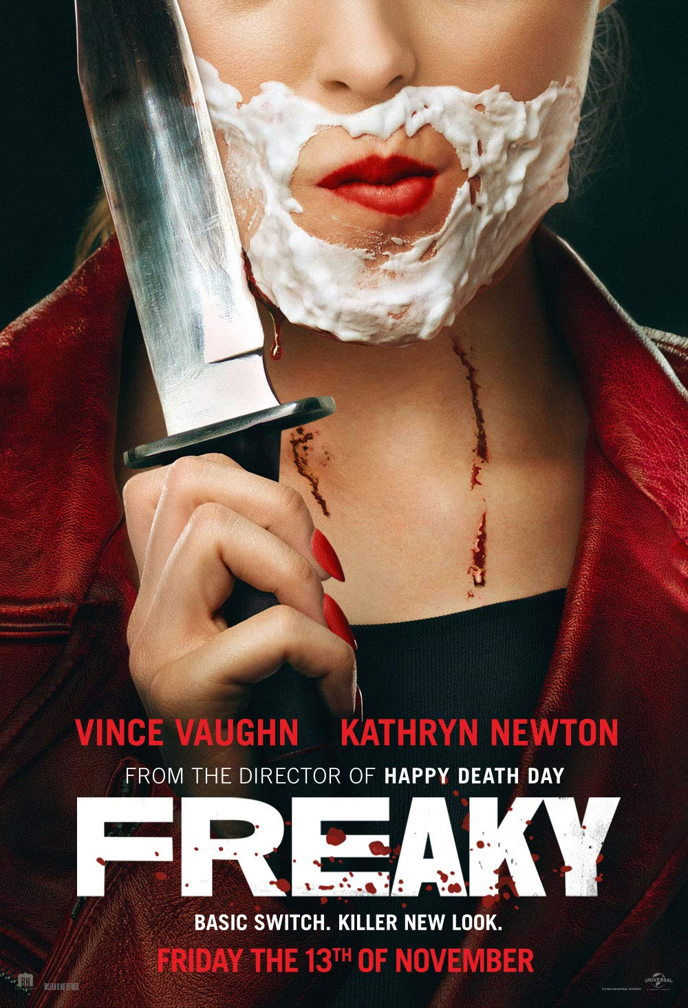 Book Cover: Freaky