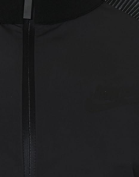 f2ebde6f6bf6 Nike Sportswear Dynamic Reveal Tech Knit Mens Jacket at Amazon Men s  Clothing store