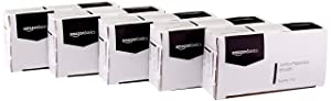 AmazonBasics Jumbo Paper Clips, Smooth, 100 per Box, 10-Pack - A7072556
