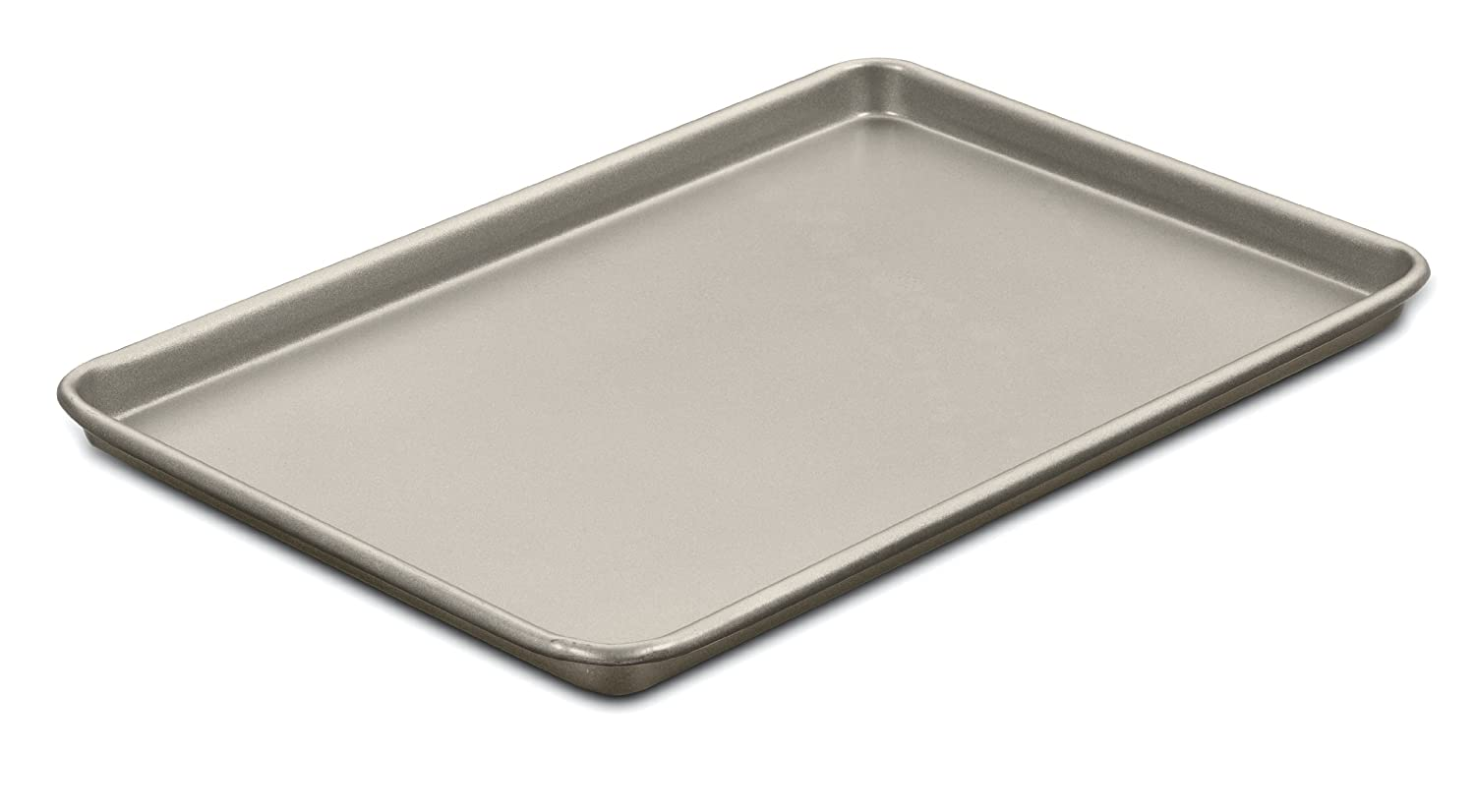 Cuisinart AMB-15BSCH Chef's Classic Nonstick Bakeware 15-Inch Baking Sheet, Champagne