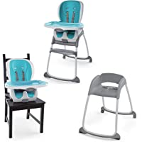 Ingenuity Trio 3-in-1 SmartClean High Chair™ - Aqua, Piece of 1