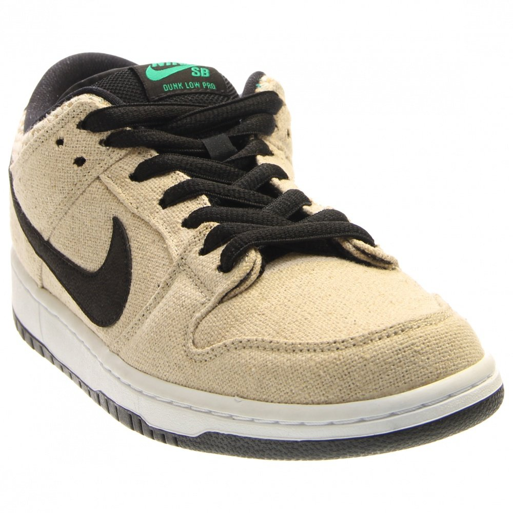 Beige (Bamboo   schwarz-Weiß) Nike Herren Dunk Low Premium Sb Turnschuhe