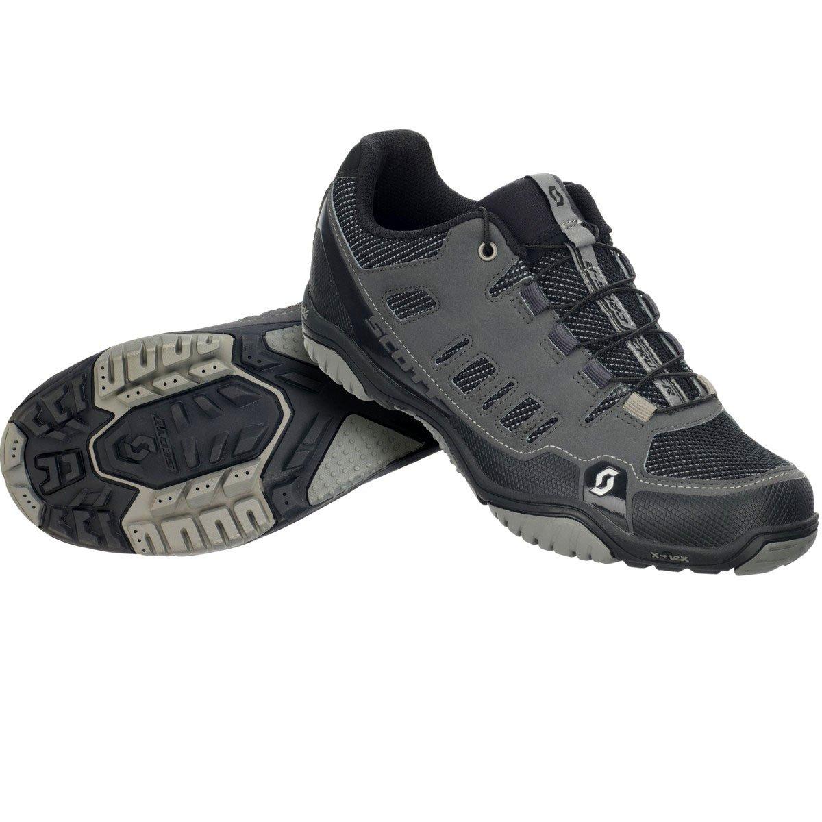 スコットcrus-r Shoe – Men 's Anthracite /ブラック、46.0   B01LZ7INO3
