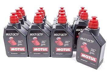 MOTUL 105786 - 12 Multi doble embrague líquido de transmisión, 12 L, 1 Pack: Amazon.es: Coche y moto