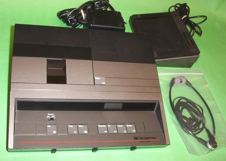 Dictaphone 2709 Standard Cassette Transcription Transcriber Machine