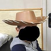 4e40e869d181a Henbrandt Sombrero de Woody el Vaquero de Toy Story para Disfraz de ...
