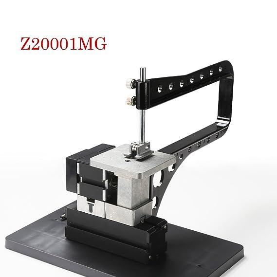 Mini cortadora del rompecabezas del metal 24W con el brazo del ...