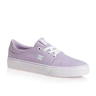 DC Lilac Trase TX Top Damenschuhe Niedrig Top TX Schuhe   Fashion Sneakers c20678