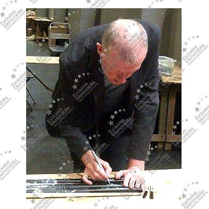 exclusivememorabilia.com Taco de Billar Firmado por Steve Davis y ...