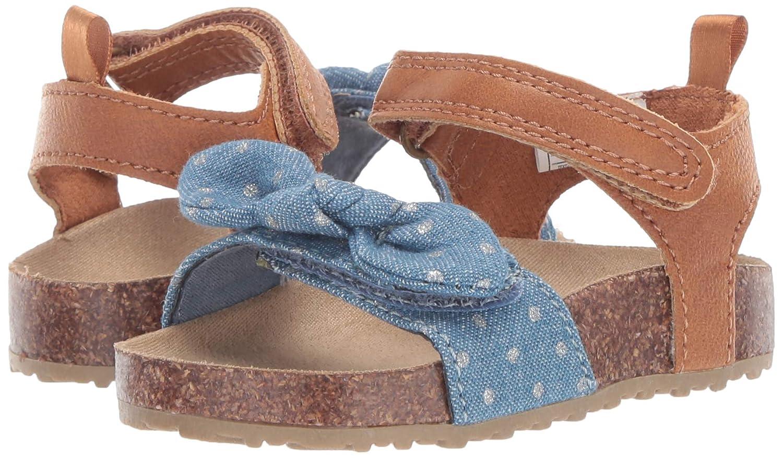 Carters Girls Welsie Chambray Sandal